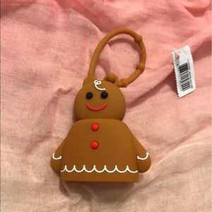 Bath & body works gingerbread pocketbac holder